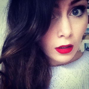 Going for a high-maintenance lip today. Am I up for the challenge??