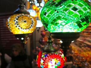Lanterns in Istanbul