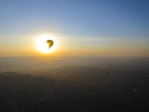 Balloon Eclipse!