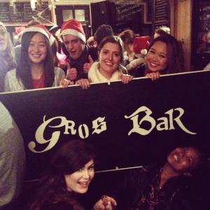 Erasmus Tipsy Tuesdays at Gros Bar!