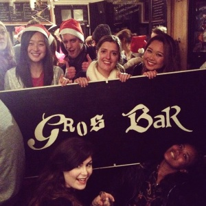Erasmus Tipsy Tuesdays at Gros Bar!